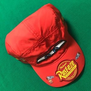 Lightning McQueen Disney Hat